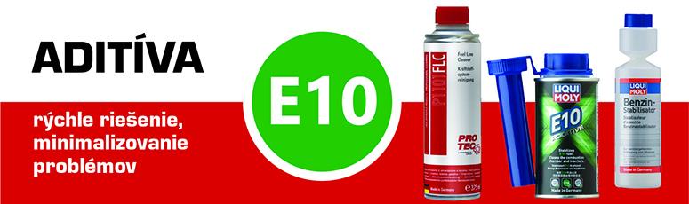 E10 palivo